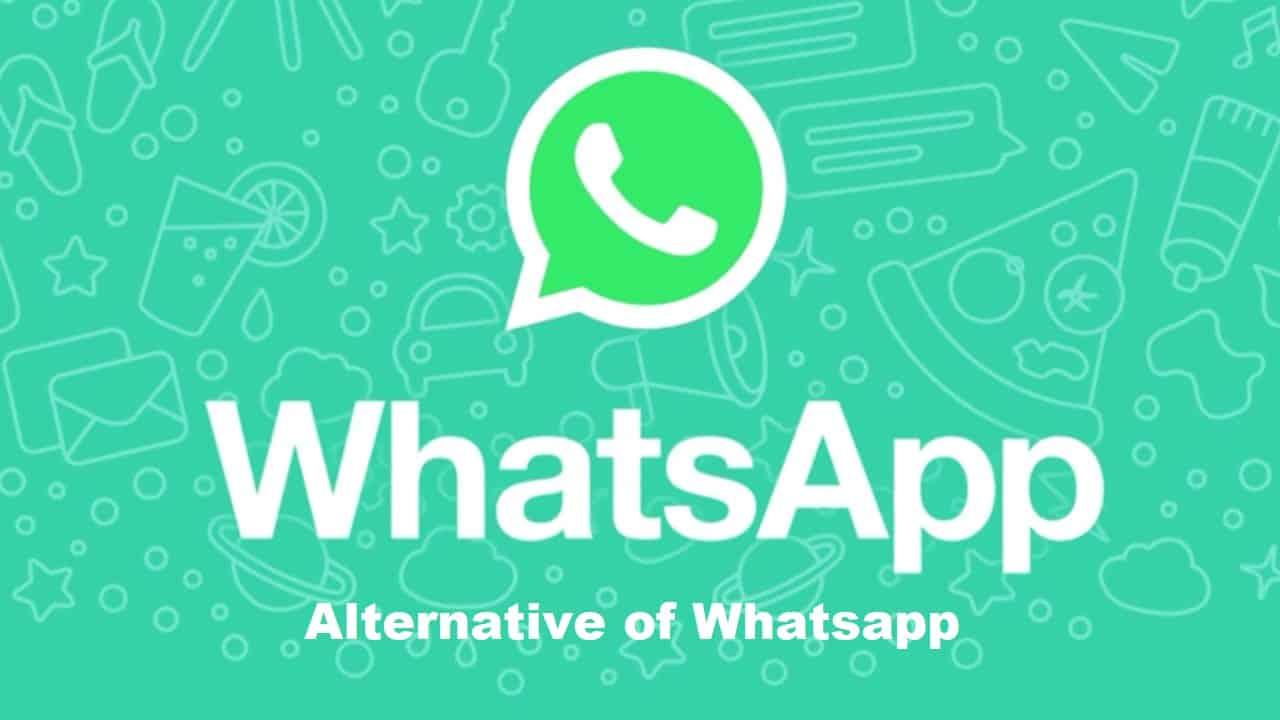 Alternative of Whatsapp