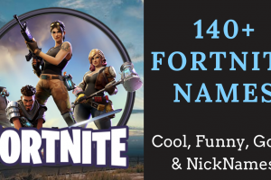 Fortnite Names