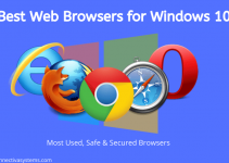 Best Web Browsers for Windows 10