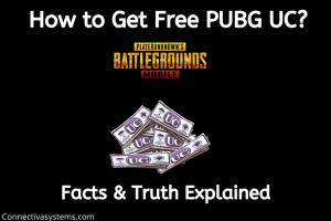 Free PUBG UC