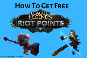 Free Riot Points RP Lol