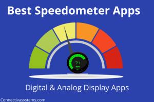 Best Speedometer Apps