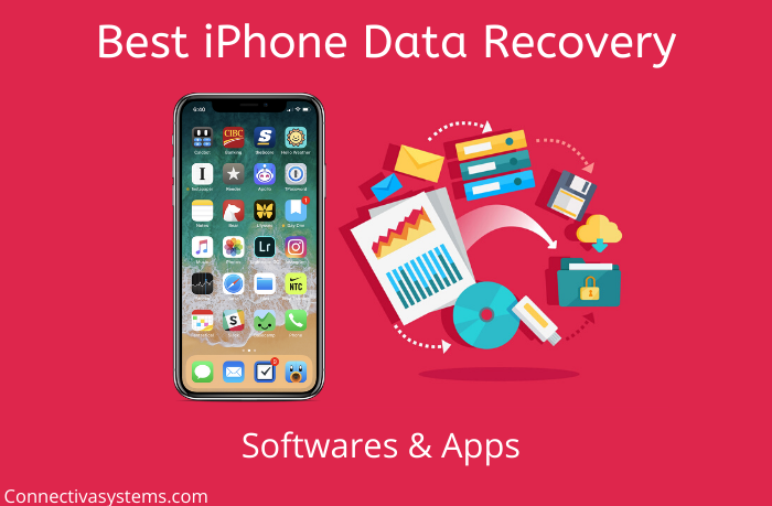 Best iPhone Data Recovery Softwares