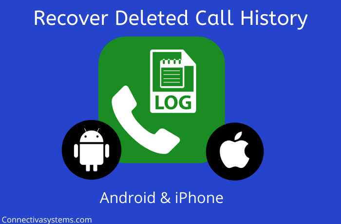 Recover Deleted Call Logs