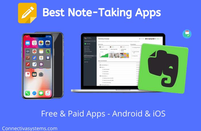 Best Note-Taking Apps