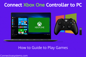 Connect Xbox One Controller to PC