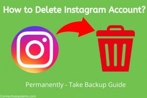 Delete Instagram Guide