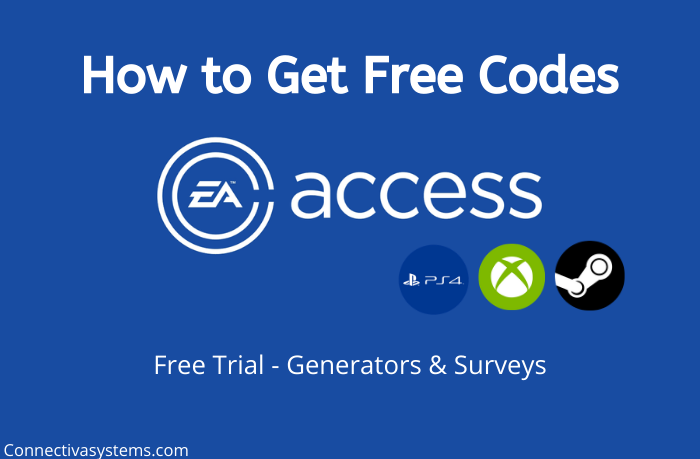 How To Get Free Ea Access Codes 2020 6 Methods Explained