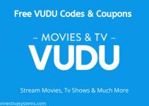 Free Vudu codes