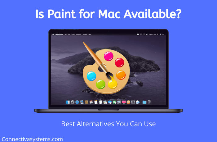 Is Paint for Mac Available?