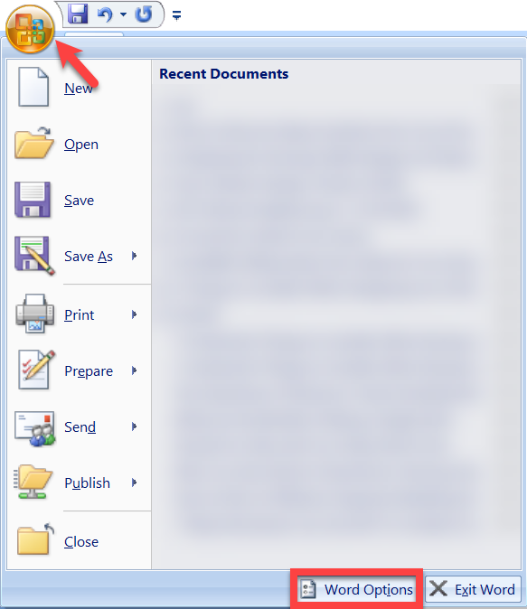 How to recover deleted or unsaved word document