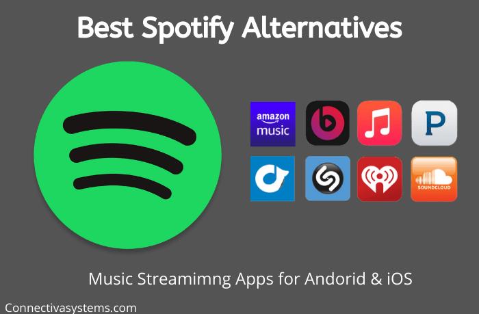 Apps like Spotify - Best Alternatives