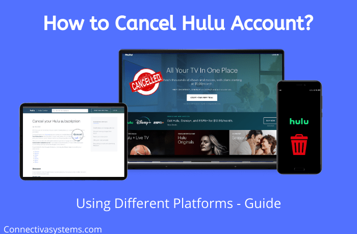 Cancel Hulu Subscription