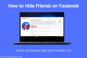 Hide Friends on Facebook