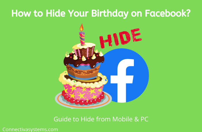 How to Hide Your Birthday on Facebook?