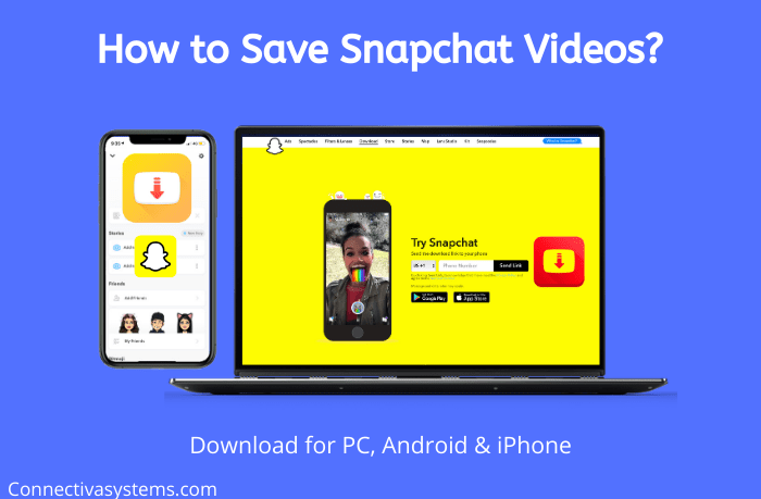 How to Save Snapchat Videos