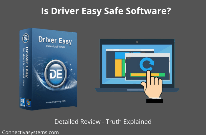 Is Driver Easy Safe? Review