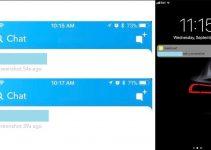 snapchat notifcations