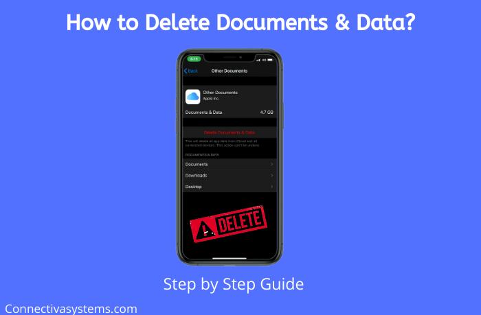 Delete Documents & Data