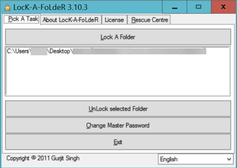 best folder lock software PC Free
