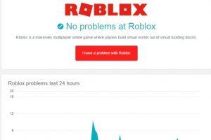 Roblox Server Status 2020 Saquib Hashmi Author At Connectiva Systems