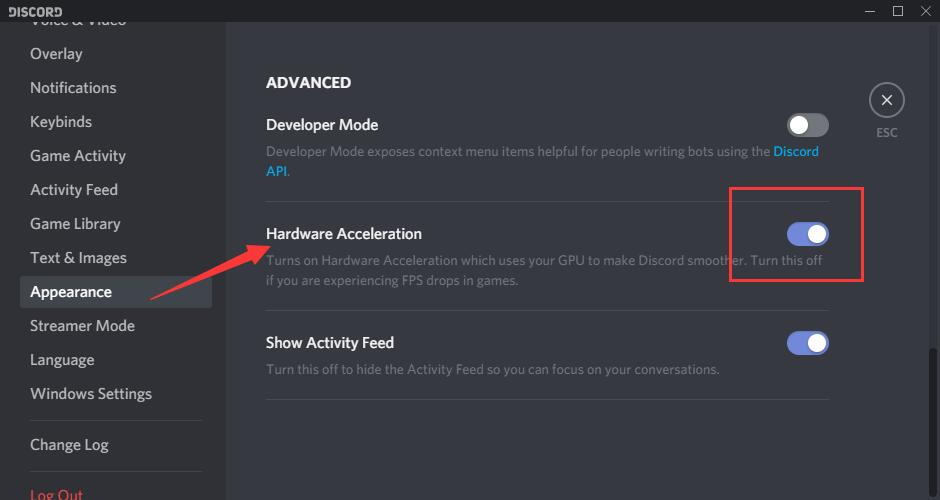 discord screen share not working 2020