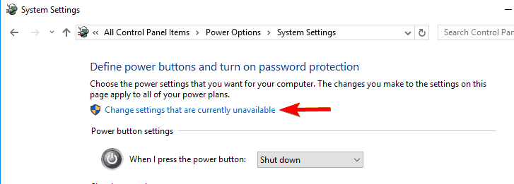 unexpected store exception windows 10 hp