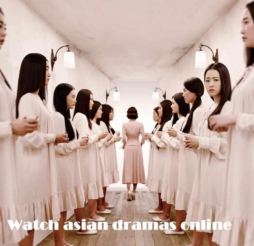 asian dramas online