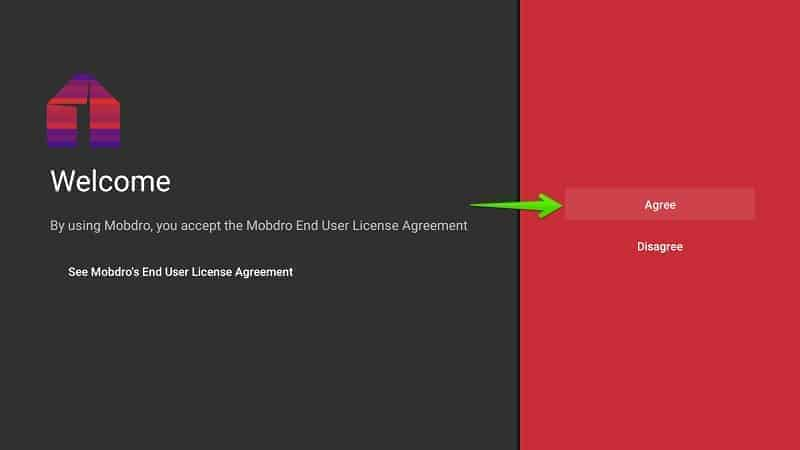 how to update mobdro on firestick