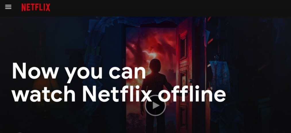 download Netflix shows and movies