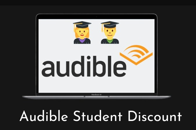 Audible student discount