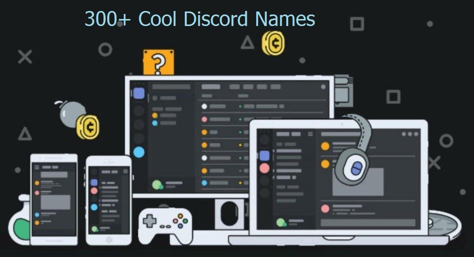 cool discord names