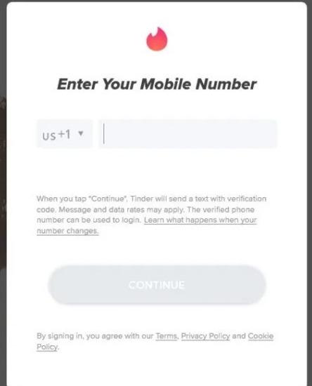 Plus code 2021 tinder Website TINDER