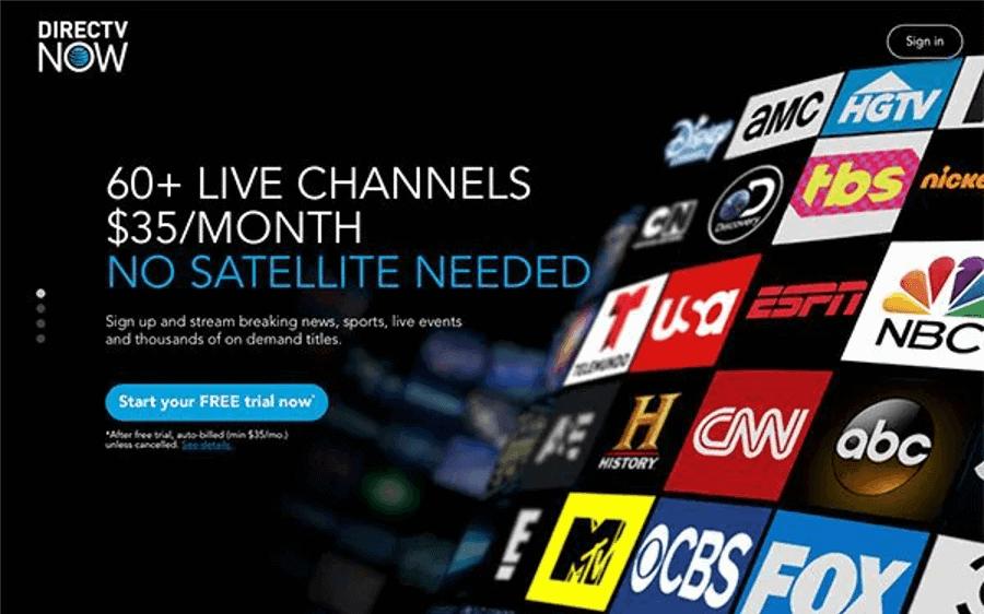 At & T TV
