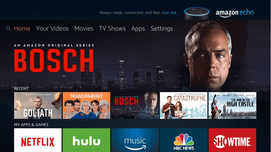 How to install Britbox on Firestick
