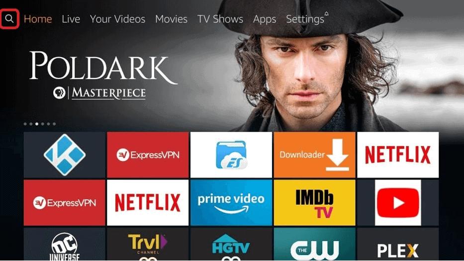 How to install Netflix on Firestick