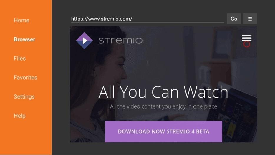 best way to watch stremio on firestick